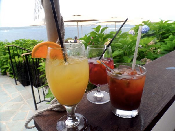 The hardest decision you'll have to make all day: mimosa, sangria or bloody?