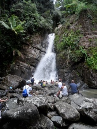 Hello waterfall!