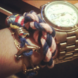 New Arm candy by Kiel James Patrick.